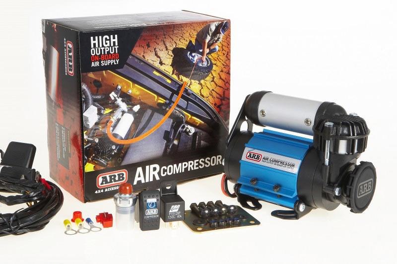 Автомобильный бортовой компрессор высокой производительности ARB
