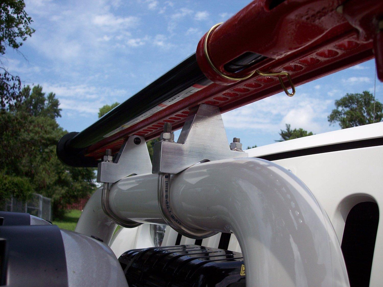 Крепление на трубу кенгурятника Hi Lift 25-50 мм