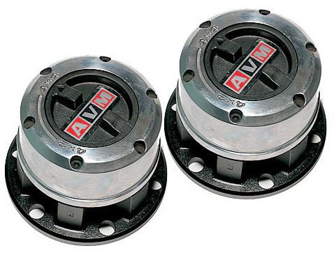 Колесные хабы ручные AVM-421 для Toyota