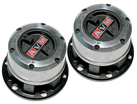 Колесные хабы ручные AVM-452 для Nissan Terrano II