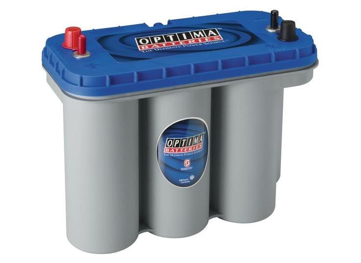 Аккумулятор OPTIMA BlueTop 5.5 75Ач