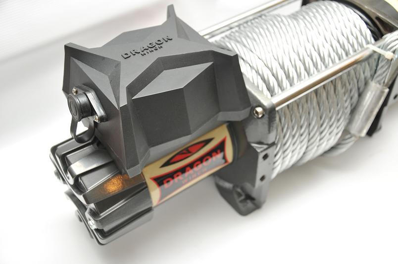 Лебедка электрическая Dragon winch DWT 18000 HD 24V