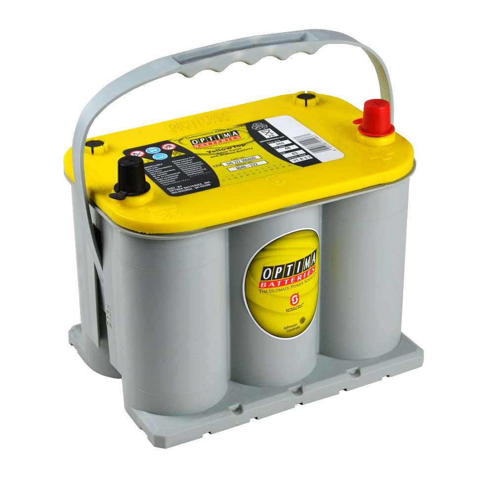 Аккумулятор OPTIMA YellowTop 3.7 48Ач