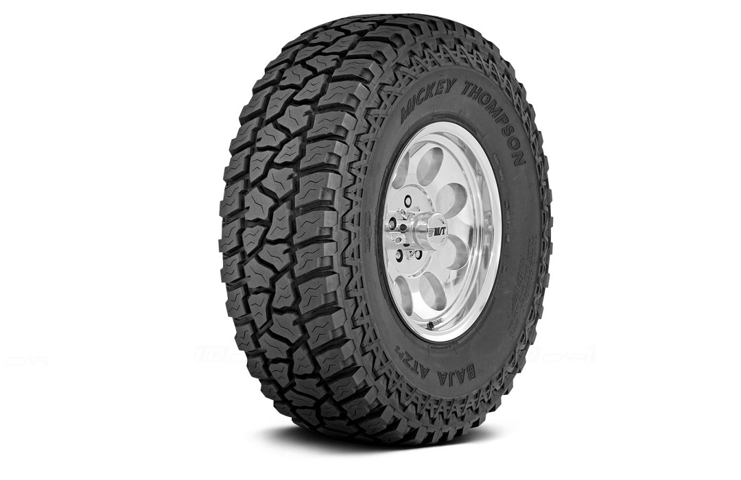 Шина Mickey Thompson LT285/70R17 MT Baja ATZ P3 121/118Q