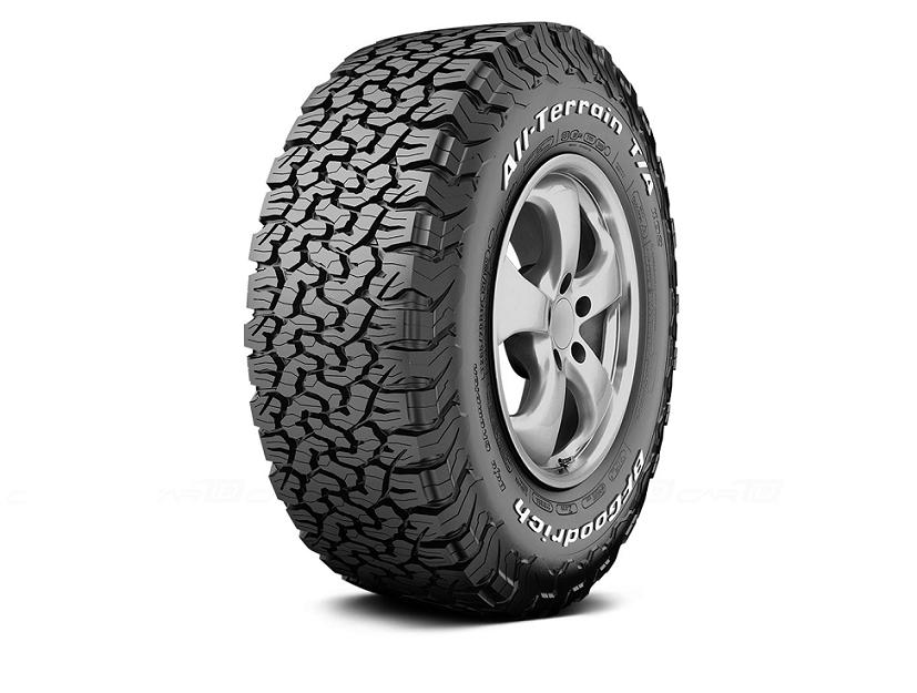 Шина BF Goodrich All Terrain 265/60 R18 KO2